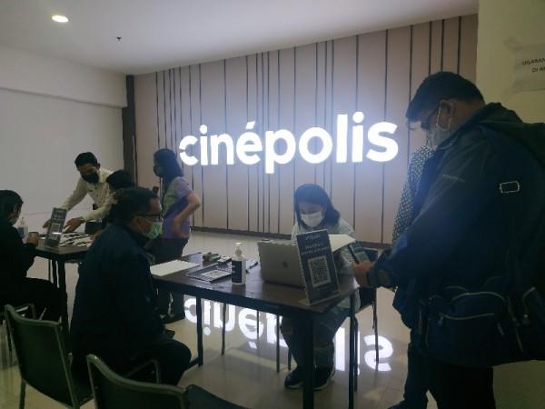 Perdana, bioskop di Kota Batu telah buka
