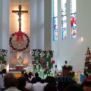 Pemkot Malang Imbau Perayaan Ibadah Natal Perhatikan Protokol Kesehatan