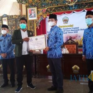 Gelontorkan Anggarkan Rp 520 Juta, 124 Siswa dan Mahasiswa dapat Beasiswa dari Pemkab Bangkalan
