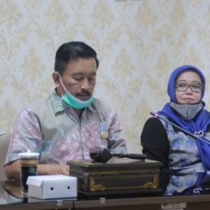 DPRD Kabupaten Blitar Menilai Pilkada Patuh Protokol Kesehatan Berjalan Baik