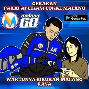 Siap Bersaing Layani Mobilitas Masyarakat, Aplikasi Online Lokal Ini Hadir di Kota Malang