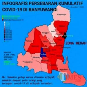 Abai Prokes, Pemkab Banyuwangi Siapkan SanksiTegas