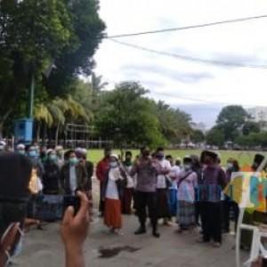 Demo di Tengah Pandemi, Polisi Imbau Peserta Taati Prokes