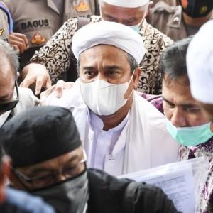 Perkembangan Terbaru Penanganan Kasus Pelanggaran Protokol Kesehatan Rizieq Shihab