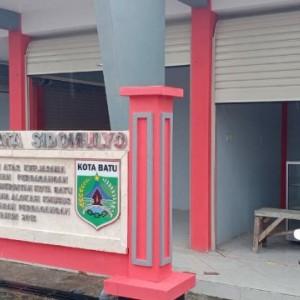 Pasar Wisata Sidomulyo sudah Dilengkapi Rolling Door, Aktivitas Masih Sepi
