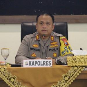 Jaga Kondusivitas Nataru, Polres Malang Siapkan Pengamanan