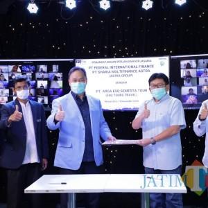 AMITRA Jalin Kerjasama dengan ESQ, Permudah Masyarakat Beribadah Haji