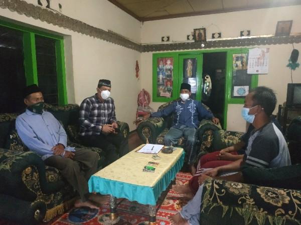 Kunjungan DPRD Kota Batu ke Dusun Celaket, Desa Gunungsari.