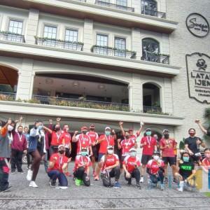 Jomrun Malang Fun Run 2020 Dibuka Secara Simbolis, 30 Pelari Ambil Bagian