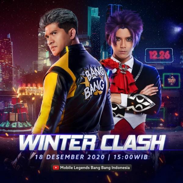 Bikin Penggemar Happy, Mobile Legends: Bang Bang Hadirkan Film Pendek Winter Clash