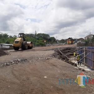 Operasional Jembatan Kedungkandang Mundur Seminggu, Wali Kota Malang Ingin Jalanan Mulus