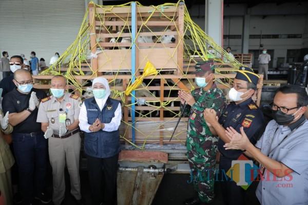2.650 Domba Jatim Diekspor ke Brunei Darussalam