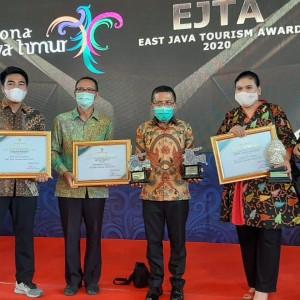 Dukung Protokol Kesehatan, Dua Hotel di Kota Malang Dapat Penghargaan