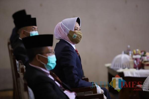 Wali Kota Batu Dewanti Rumpoko. (Foto: Humas Pemkot Batu)