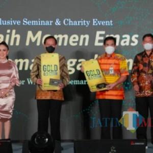 Yuni Shara Ajak Masyarakat Investasi Emas Bersama Pegadaian