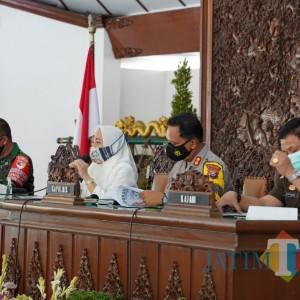Kasus Covid-19 di Bojonegoro Meningkat, Diberlakukan Jam Malam untuk Tempat Usaha
