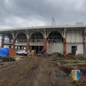 Progres Pembangunan Islamic Center 98 Persen, Tahap Dua Dilanjut 2021
