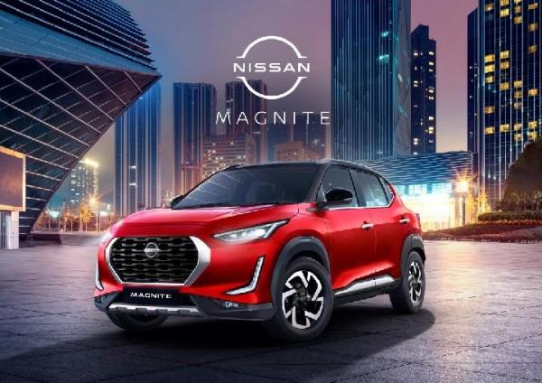 Nissan Magnite (Foto: Ototrend)