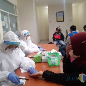 Kota Malang Siapkan Rapid Test Antibodi Unlimited