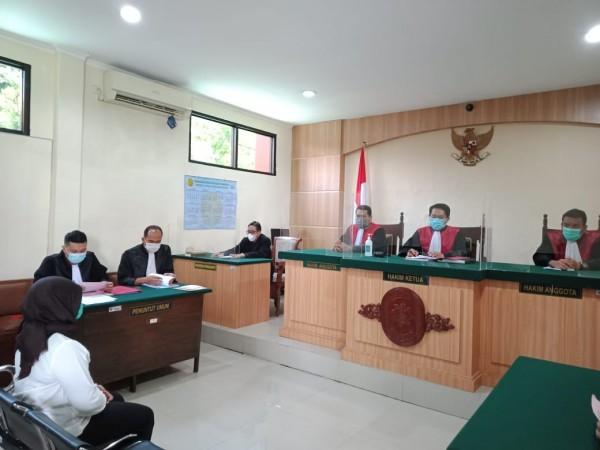 Terdakwa Money Politics Pilkada Kabupaten Malang Jalani Sidang Perdana