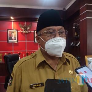 Cegah Kluster Perkantoran, Wali Kota Blitar Minta ASN Tidak Pergi Liburan