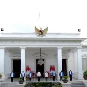 Presiden Jokowi Akan Lantik 6 Menteri dan 5 Wamen Baru Pagi Ini
