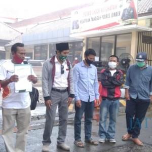 Resahkan Warga dan Dianggap Langgar Prokes, Mantan Kades Dilaporkan ke Polres Jember