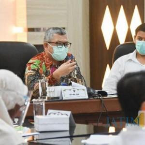 Pimpin Rapat TPID Wali Kota Kediri Sampaikan Ini soal Inflasi