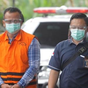 Sakti Wahyu Trenggono Jadi Menteri KKP,  Edhy Prabowo Sampaikan Pesan Ini