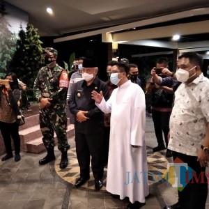 50 Persen Jamaah Gereja Santo Andreas Terpaksa Tidak Rayakan Natal di Gereja