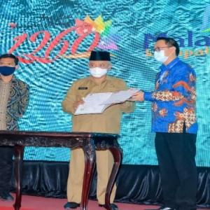 Jadi Buyer, Indomaret Dukung Kemajuan UMKM Kabupaten Malang