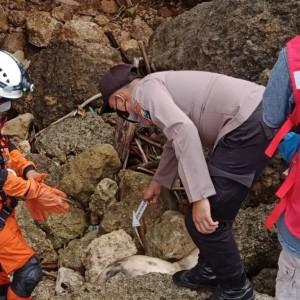 Mayat Tanpa Kepala Ditemukan di Pantai Modangan, Terseret Ombak Dari Pantai Parangkusumo