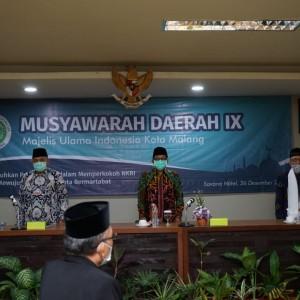 Wali Kota Malang Titipkan Program Pemberdayaan Ekonomi Umat pada MUI