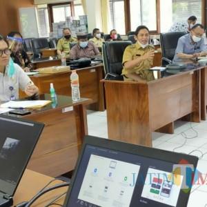 Paska diresmikan Menteri Desa, Digitalisasi Desa Kendalbulur Dilirik Pemprov Jatim