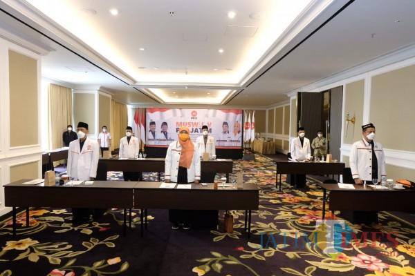 Targetkan Jumlah Anggota, Muswil PKS Jatim Hasilkan Pengurus Baru