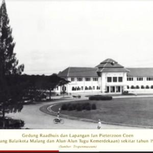 Menelisik Potret Kota Malang di Era Hindia Belanda 1920-1953