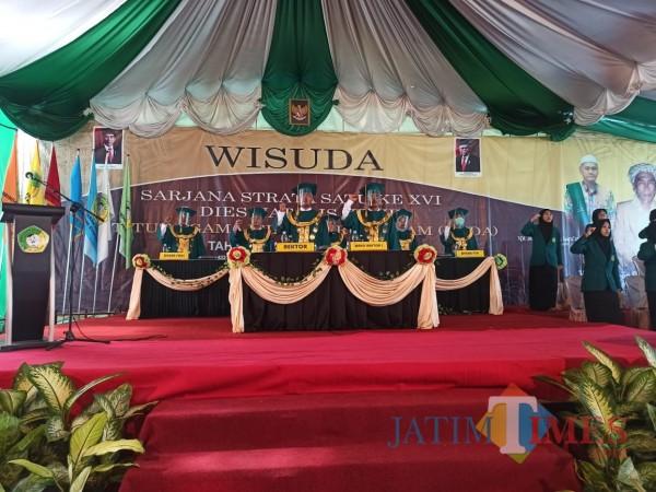 Gelar Wisuda Ke-16, IAIDA Blokagung Siap Alih Status Jadi Universitas