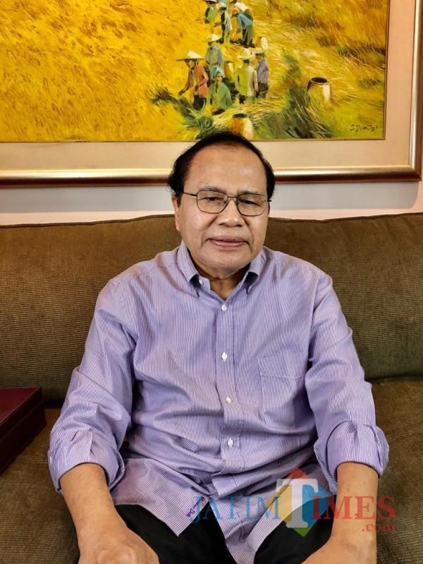 Rizal Ramli Ungkap Kegagalan Capaian Ekonomi Bukan Hanya karena Pandemi Covid-19