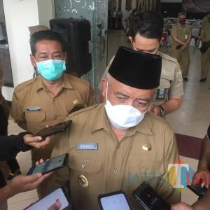 Upayakan Keberadaan RS Lapangan Covid-19, Pemkab Malang Koordinasi dengan Pemprov Jatim