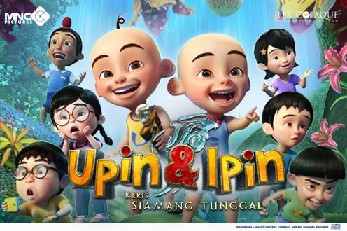 Upin Ipin The Movie: Keris Siamang Tunggal Jadi Hiburan di Malam Tahun Baru 2021