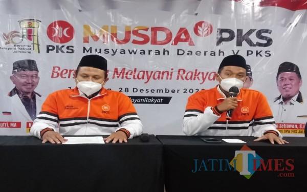 Ketua DPD PKS Jombang Berganti, Targetkan Jumlah Kursi di DPRD Bertambah