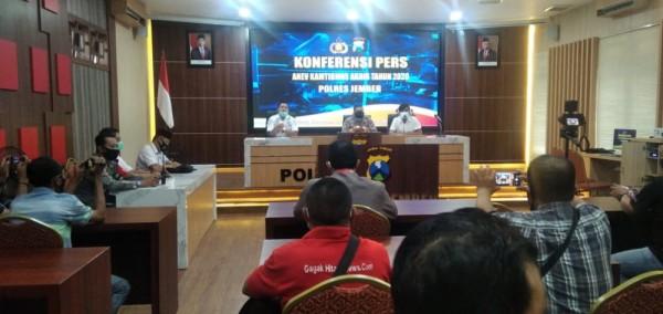 Jember Jadi Kota Peredaran Narkoba, Jutaan Okerbaya Berhasil Diamankan Kepolisian