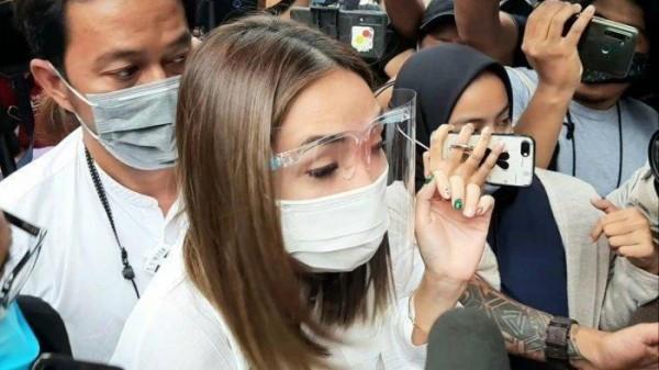 Jadi Tersangka, Gisel Buat Video Syur Tahun 2017 di Medan saat Masih Jadi Istri Gading