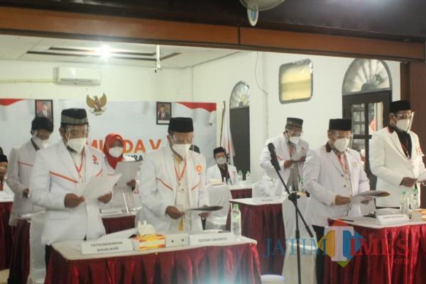Musda PKS Surabaya Lahirkan Ketua dan Pengurus Baru