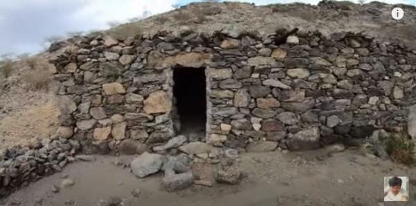 Perkampungan Arab Badui (Foto: YouTube Alman Mulyana)
