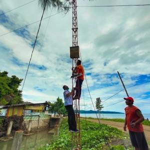 BPBD Tulungagung Copot Alat Peringatan Tsunami di Pantai Bayem