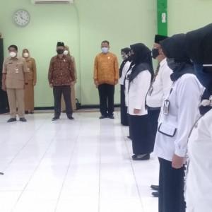 Penghujung 2020, 35 Kepala SD dan SMP di Kota Malang Dikukuhkan, Ini Daftarnya