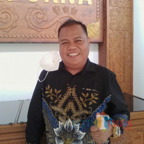 Agung Setyo Wibowo Ingin Bangun Kejayaan Sepak Bola Banyuwangi