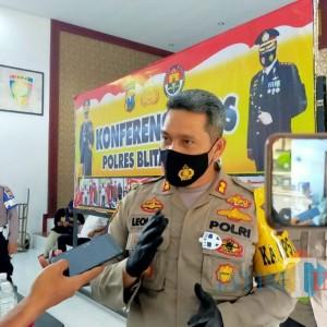 Malam Pergantian Tahun, Jalan Utama Kota Blitar Ditutup Total
