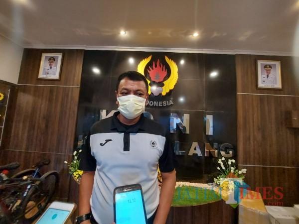 KONI Kota Malang Fokus Pemusatan Latihan Atlet Tahun 2021